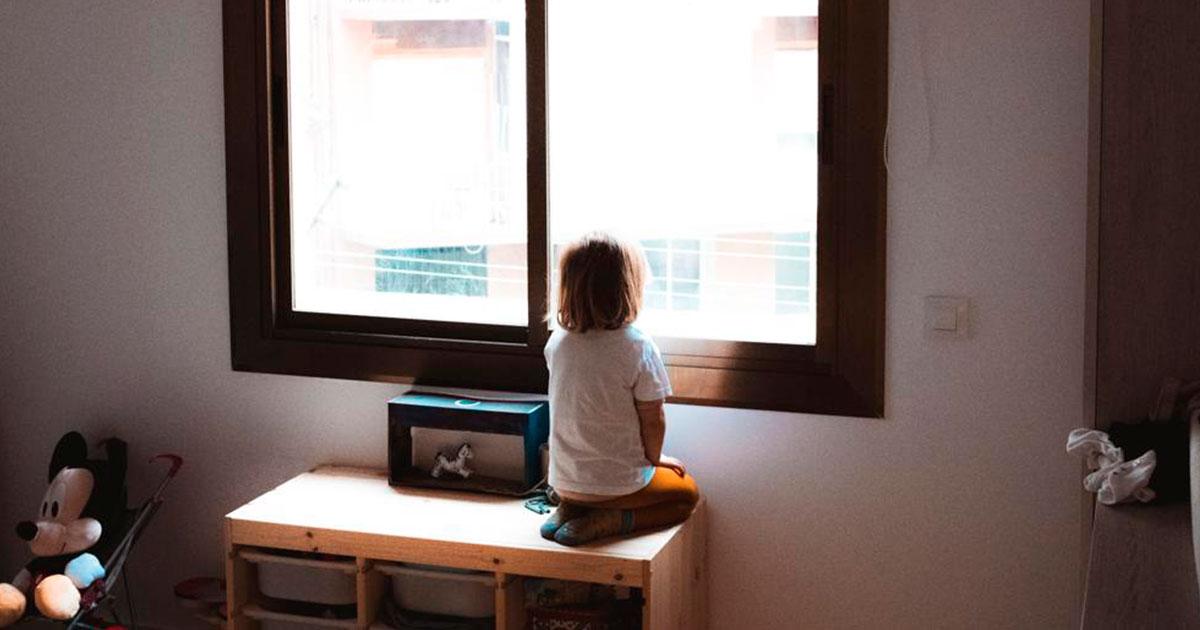 Consecuencias del confinamiento en los niños